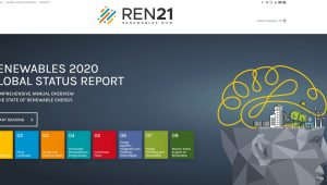 RENEWABLES 2020 GLOBAL STATUS REPORT