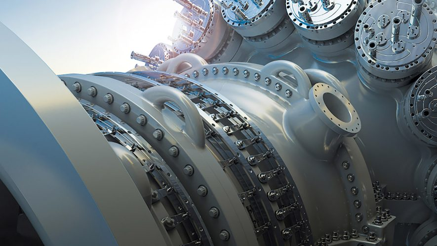 General Electric TM2500 Aeroderivative Gas Turbine | GE Gas Power